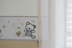 decoración cuarto del bebé